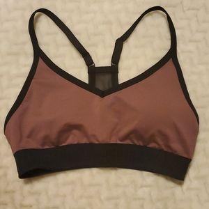 Victoria's Secret pink ultimate sports bra.